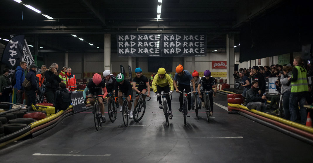 rad race - Rad Race – Stop Racism. Start Raceism.
