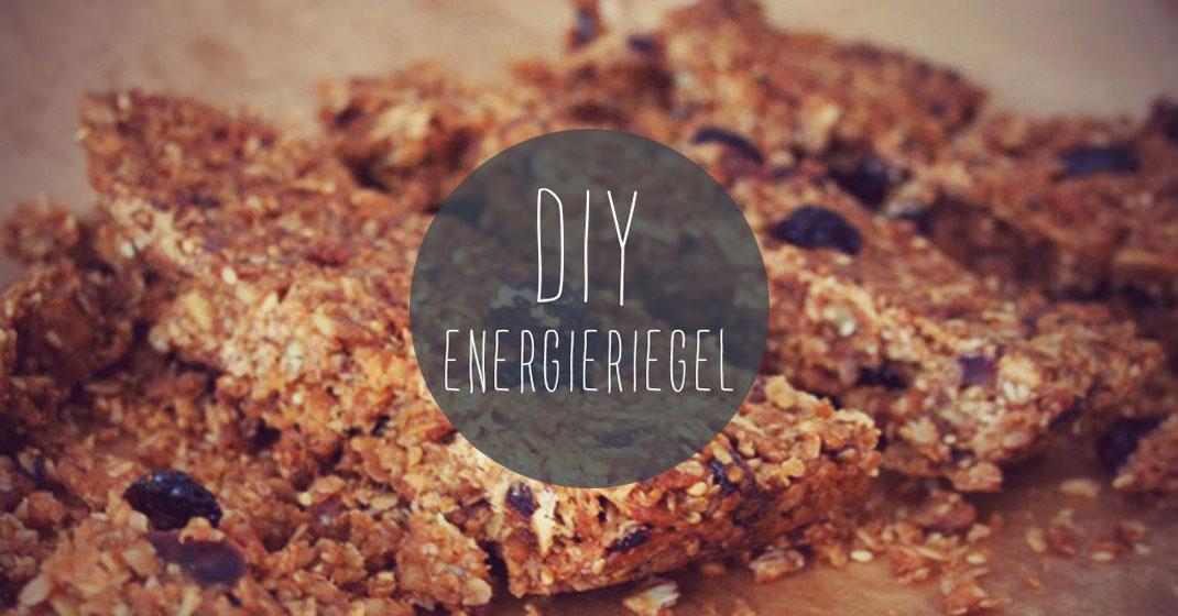DIY - DIY: Leckere Energieriegel