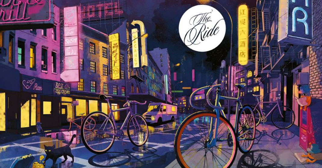 theridejournal - The Ride Journal
