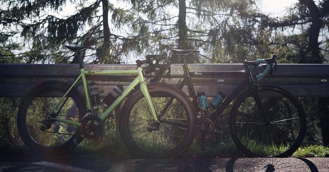 8bar kronprinz - 8bar KRONPRINZ - Ein Rennradrahmen der Berliner Fixed-Gear-Schmiede