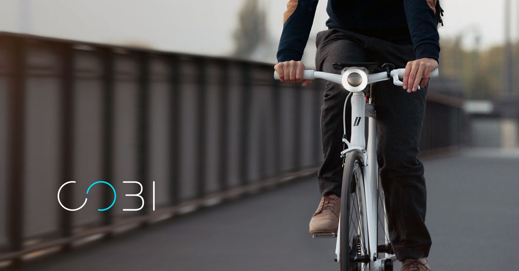 cobi - COBI - Ein deutsches Start-Up möchte das Fahrrad smarter machen