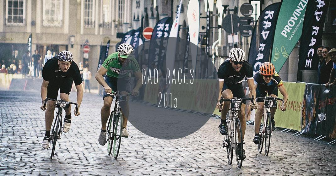 rad races 2015 - Wann finden die RAD RACES 2015 statt?