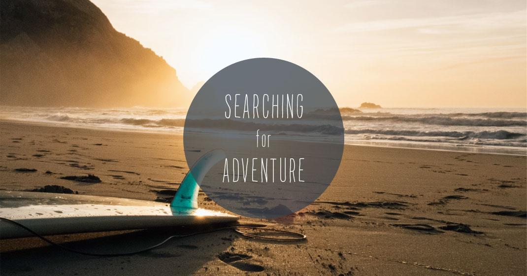 searching for adventure 1 - Searching for Adventure #1: Matt Whiteheads Travel Guide
