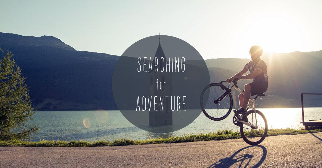 searching for adventure 10 - Searching for Adventure #10: Von Mittenwald nach Riva quer durch die Alpen
