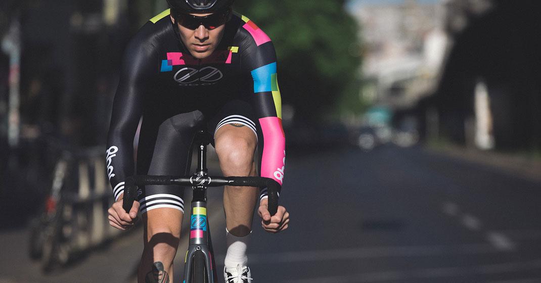 8bar team and skinsuit - 8bar team x adidas Cycling Kollaboration