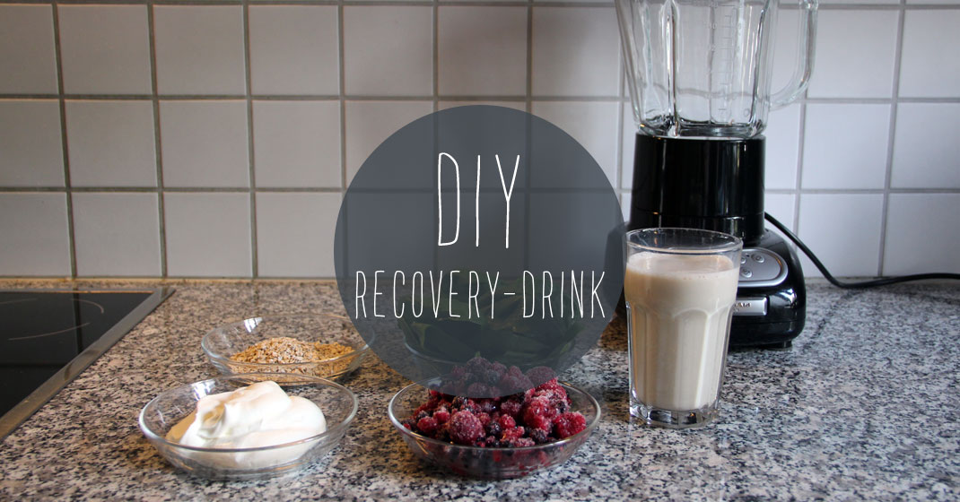 diy recovery drink - DIY: Post-Ride / Recovery Drink selbst zubereiten