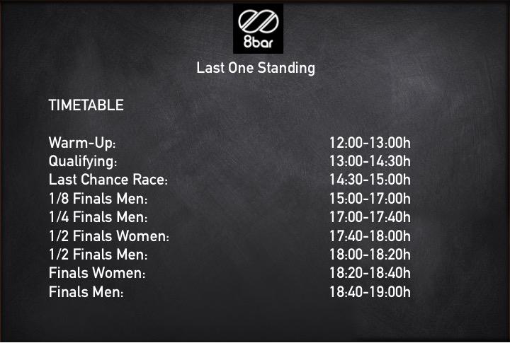 lastonestanding-timetable