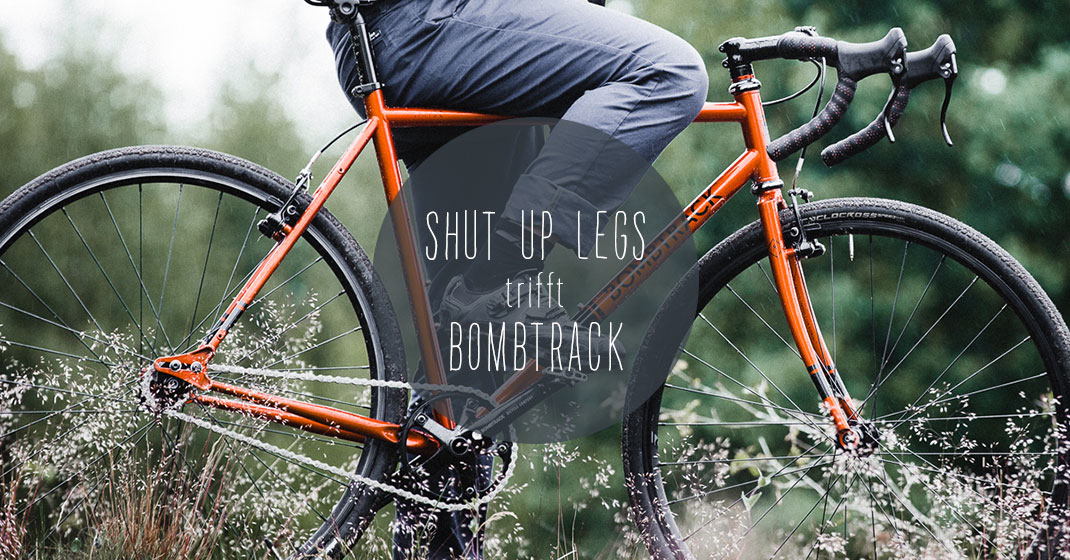sul trifft bombtrack - Shut Up Legs trifft: BOMBTRACK Bicycle Co.