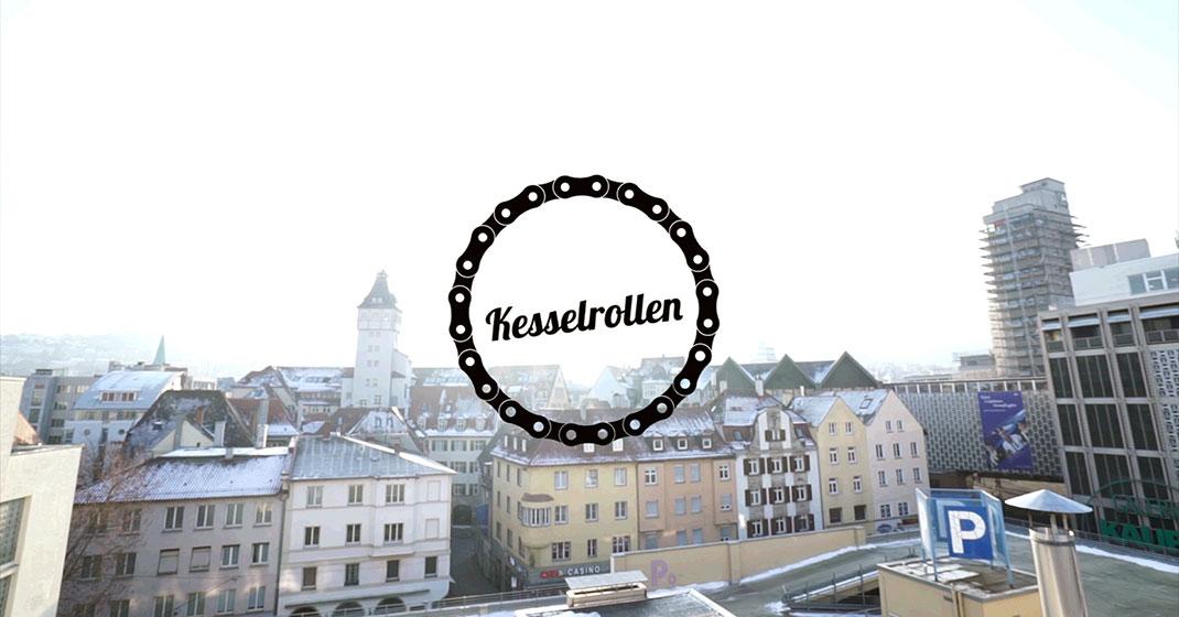 Kesselrollen Startnext - Kesselrollen - Dokumentation über die Critical Mass in Stuttgart auf Startnext