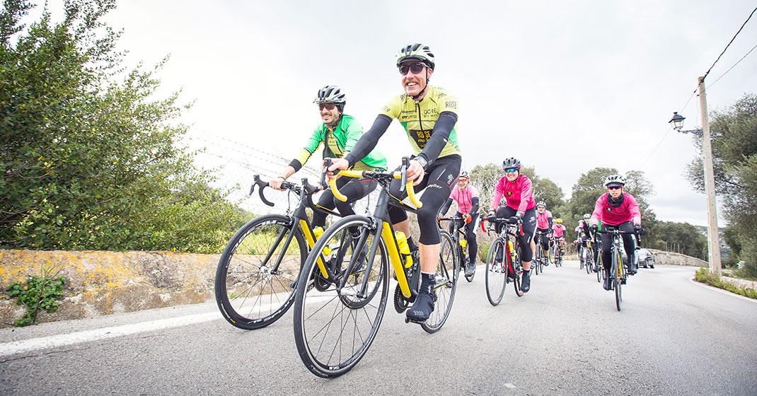 presscamp mallorca gore bike wear polar ultrasports - Into the Elements - 3 Tage auf Mallorca mit GORE Bike Wear, POLAR und ultraSPORTS