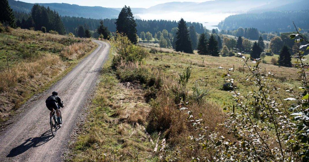 Votec Gravel Fondo Bericht - Radrennen neu definiert - Das VOTEC Gravel-Fondo ist das erste Mehrtages-Gravel-Fun-Event
