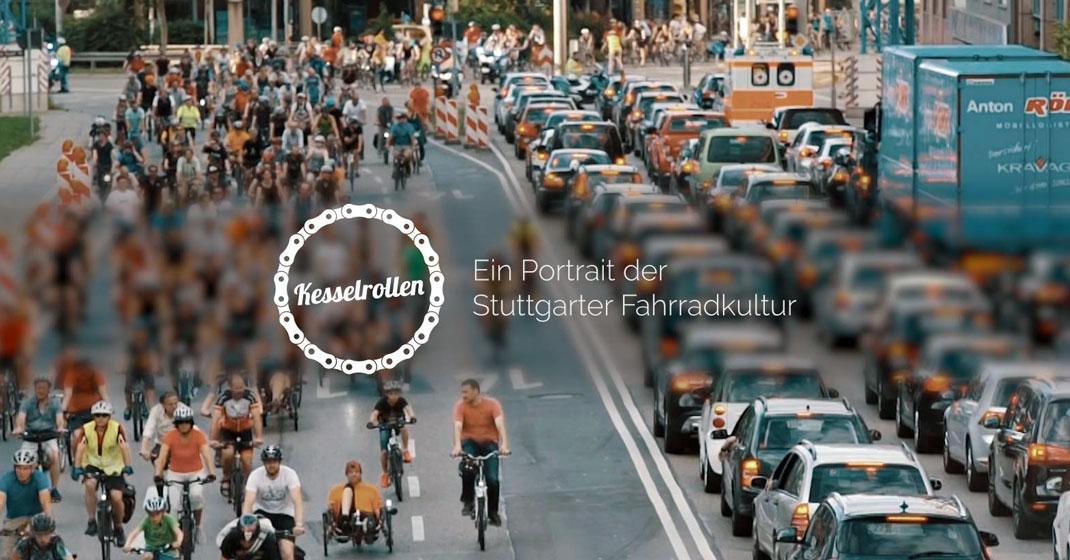 Kesselrollen Follow Up - Kesselrollen - Ein Portrait der Stuttgarter Fahrradkultur