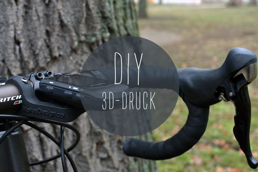 diy fahrradteile 3d druck 840x560 - DIY: Fahrrad-Teile aus dem 3D-Drucker