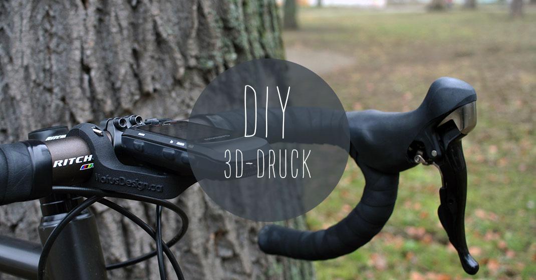 diy fahrradteile 3d druck - DIY: Fahrrad-Teile aus dem 3D-Drucker