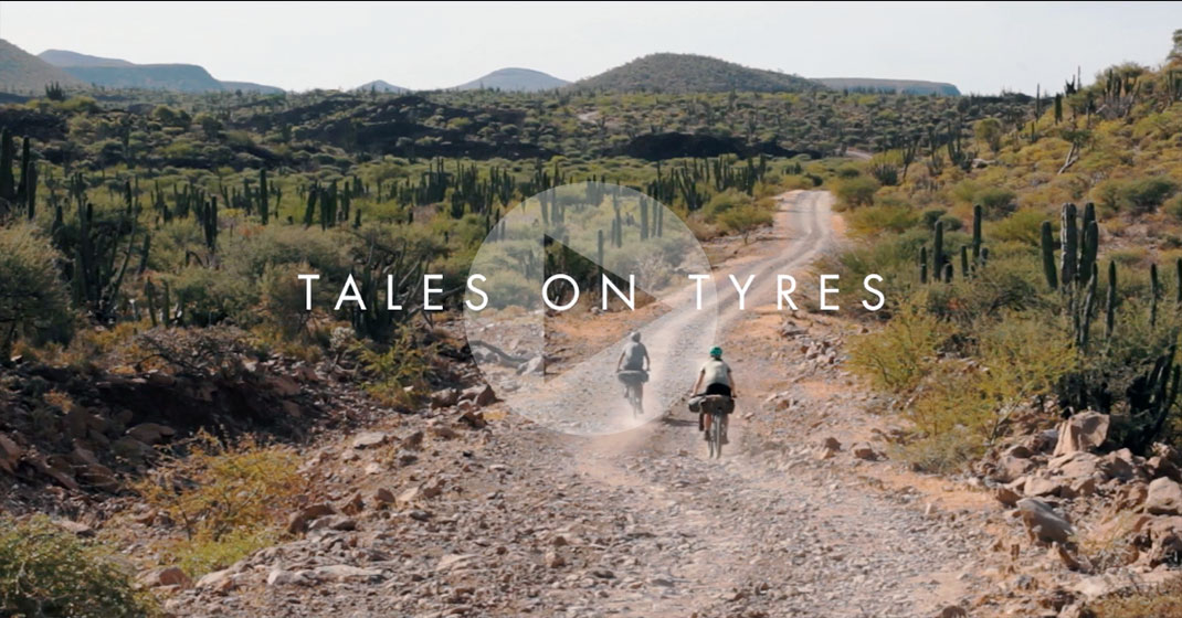 video tales on tyres - Tales on Tyres: Baja Divide - A dirt touring adventure im Video