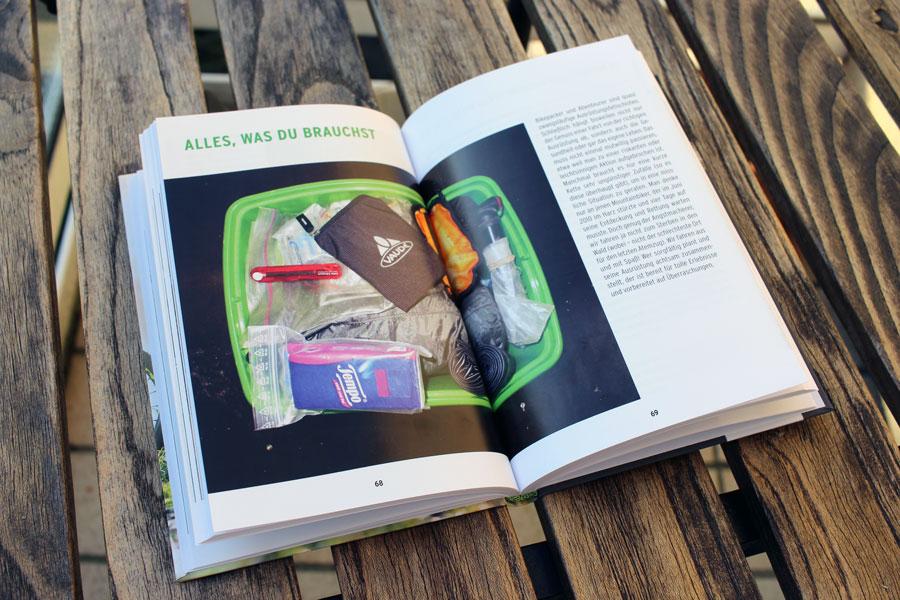 """IMG 1178 - Buch """"Rad und Raus - Alles für Microadventure und Bikepacking"""""""