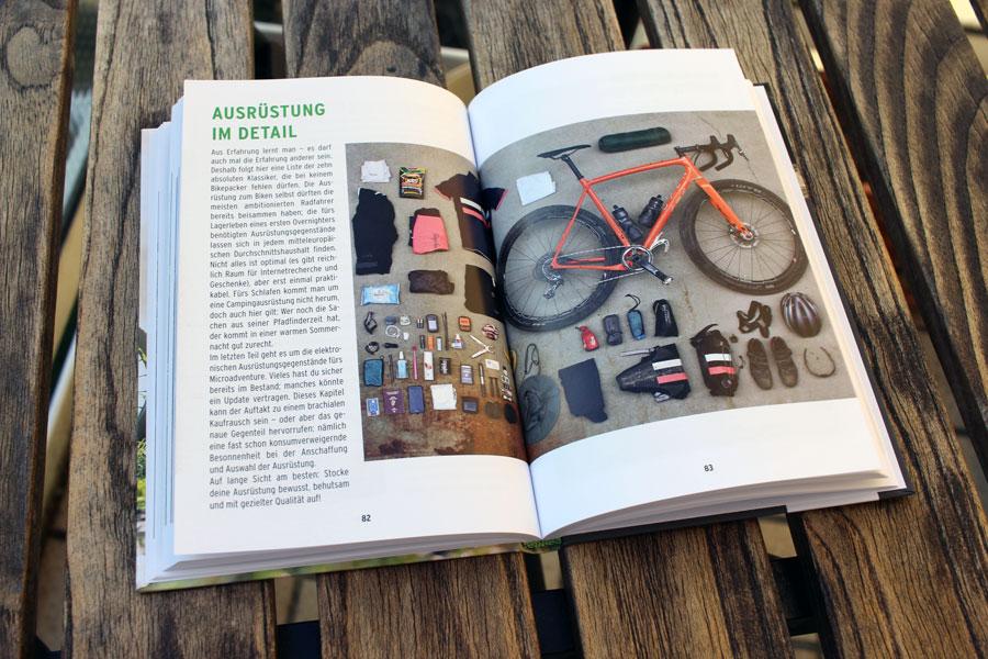 """IMG 1181 - Buch """"Rad und Raus - Alles für Microadventure und Bikepacking"""""""