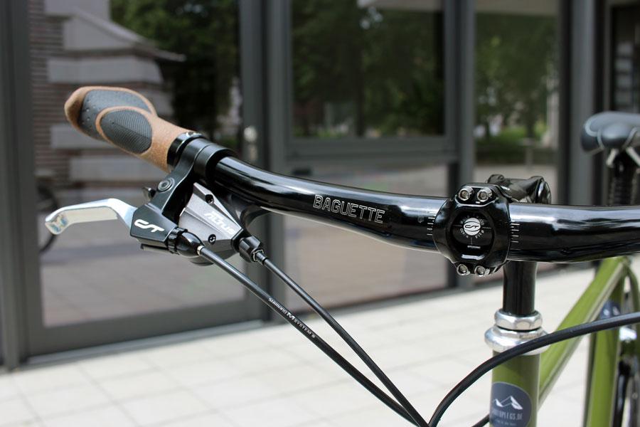 IMG 2437 - DIY: Wie man aus einem alten Fahrradrahmen und Stahlprofilen ein Lastenrad bauen kann