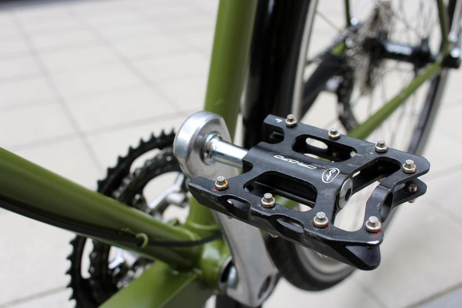 IMG 2443 - DIY: Wie man aus einem alten Fahrradrahmen und Stahlprofilen ein Lastenrad bauen kann
