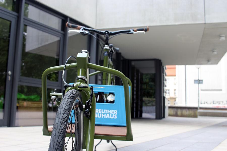 IMG 2449 - DIY: Wie man aus einem alten Fahrradrahmen und Stahlprofilen ein Lastenrad bauen kann