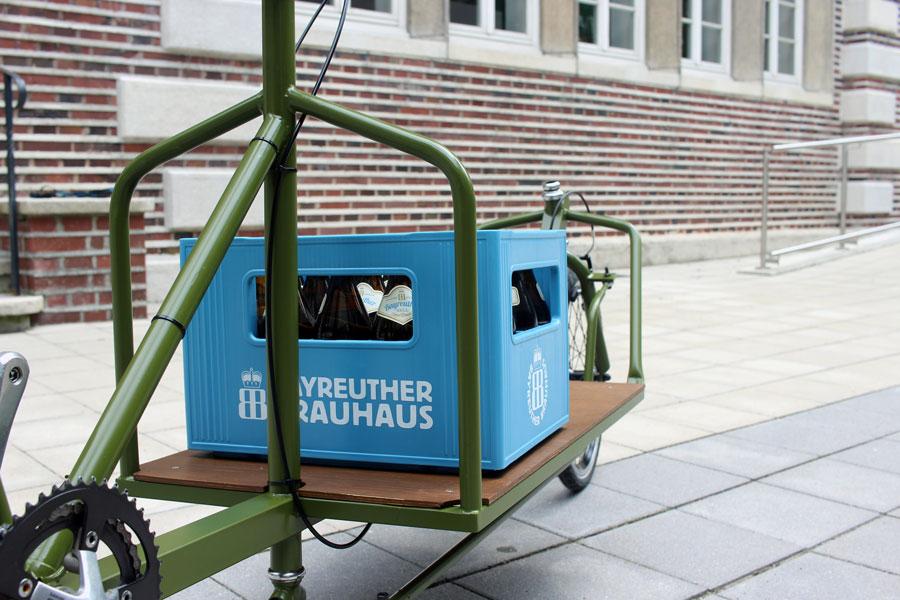 IMG 2477 - DIY: Wie man aus einem alten Fahrradrahmen und Stahlprofilen ein Lastenrad bauen kann
