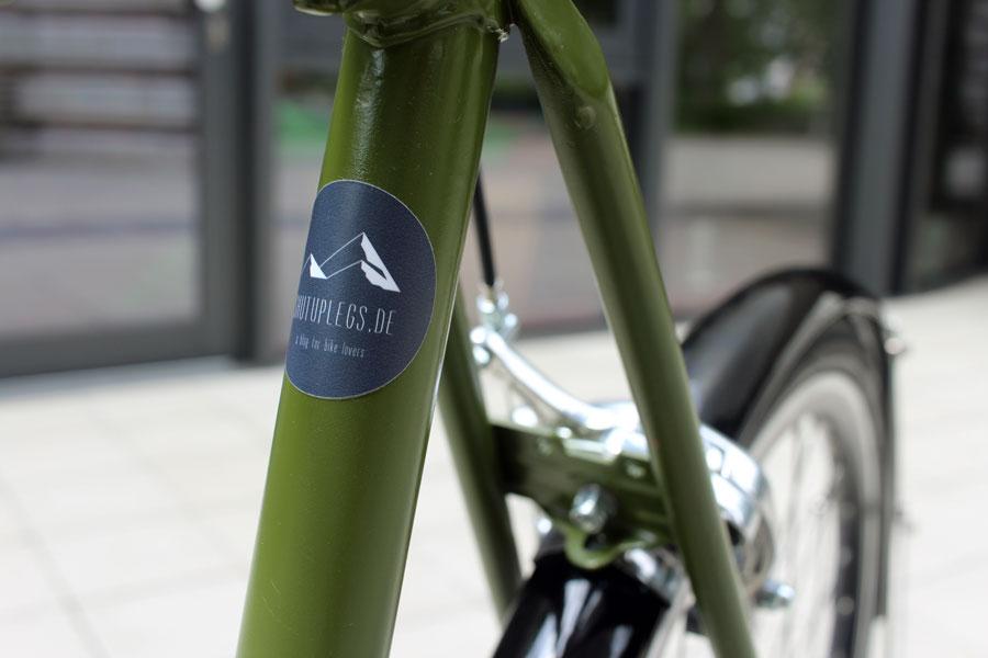 IMG 2483 - DIY: Wie man aus einem alten Fahrradrahmen und Stahlprofilen ein Lastenrad bauen kann