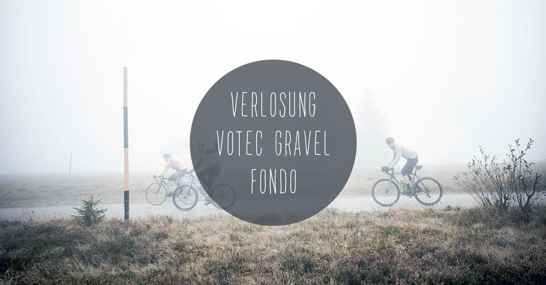 verlosung gravel fondo 2017 - Verlosung: Gewinnt einen Startplatz beim Votec Gravel Fondo