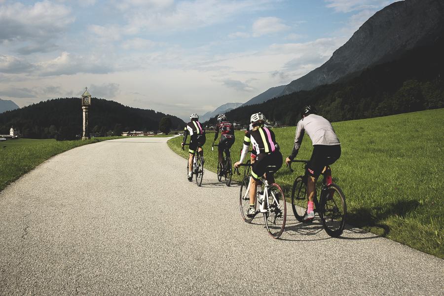Kufsteinerland Radmarathon 3 - Ein Rennrad-Wochenende im Kufsteiner Land