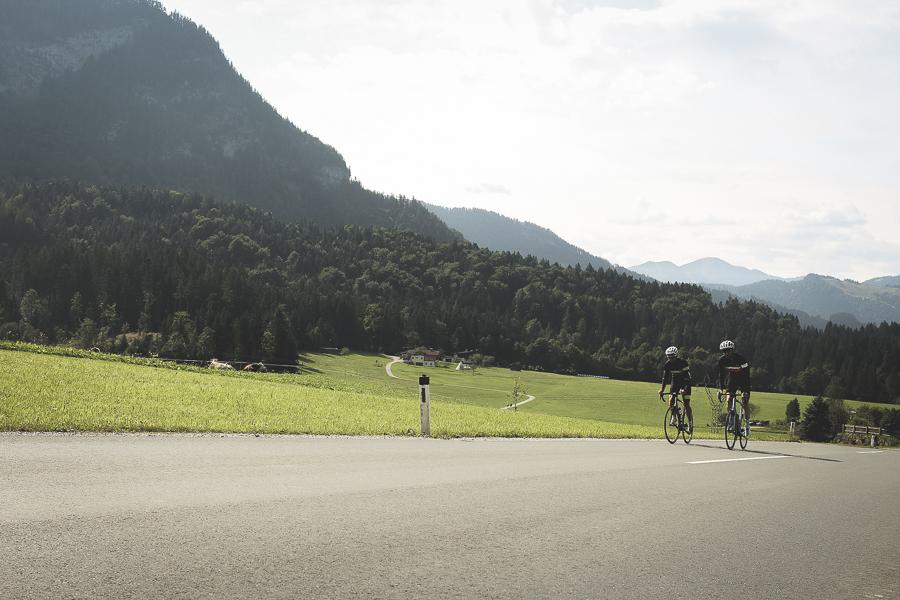 Kufsteinerland Radmarathon 36 - Ein Rennrad-Wochenende im Kufsteiner Land