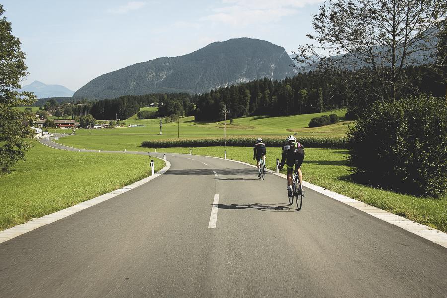 Kufsteinerland Radmarathon 39 - Ein Rennrad-Wochenende im Kufsteiner Land