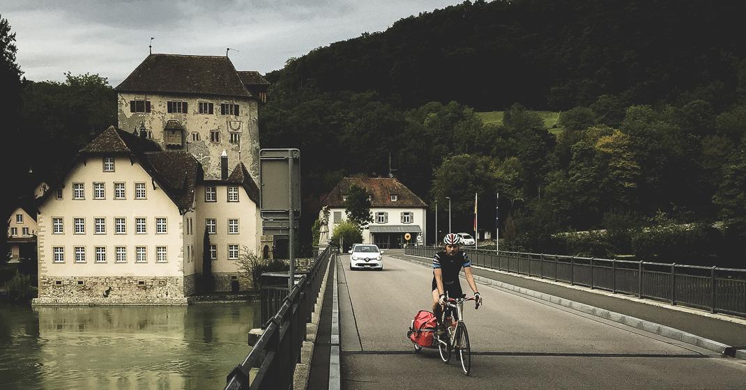 bikepacking schweiz - Summer-Adventures Part I: Sandys Biketouring Trip in der Schweiz