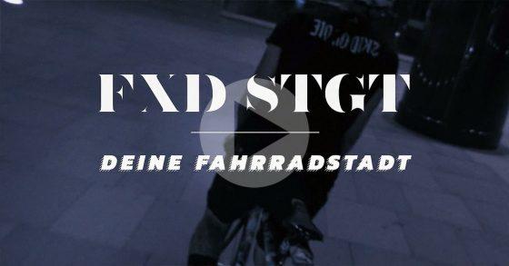 Video FDX STGT: Stuttgart ist keine Fahrradstadt