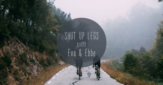 Shut Up Legs trifft: Eva Synnestvedt und Ebbe Hastings