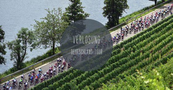 Verlosung: Jedermann-Rennen im Rahmen der Deutschland-Tour